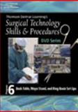 Surgical Technology Skills and Procedure, Program Six : Back Table, Mayo Stand and Ring Basin Set Ups, Delmar Learning, 1401891519