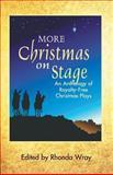 More Christmas on Stage, Rhonda Wray, 1566081513