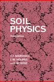 Soil Physics, Marshall, T. J. and Holmes, J. W., 0521451515
