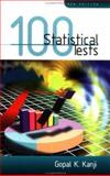 100 Statistical Tests 9780761961512