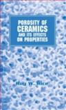 Porosity of Ceramics, Rice, 0824701518