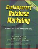 Contemporary Database Marketing : Concepts and Applications, Baier, Martin and Ruf, K. M., 0970451512