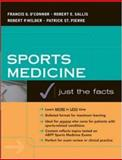 Sports Medicine : Justs the Facts, O'Connor, Francis G. and Sallis, Robert E., 0071421513