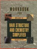 Hair Structure and Chemistry : Simple Workbook, Milady Publishing Company Staff, 1562531514