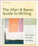 The Allyn and Bacon Guide to Writing, Ramage, John D. and Bean, John C., 0321291514