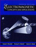 Electromagnetic Concepts and Applications, Marshall, Stanley V. and Dubroff, Richard E., 0133011518