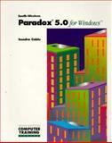 Paradox 5.0 for Windows, Sullivan, Rick, 0538641517