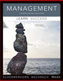 Management, Schermerhorn, John R., Jr. and Bachrach, Daniel G., 1118841514