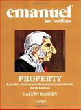 Property : Keyed to Dukeminier/Krier/Alexander/Schill, Massey, Calvin R., 0735561516
