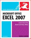 Microsoft Office Excel 2007 for Windows, Maria Langer, 0321461525