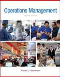 Operations Management, William J Stevenson, 1259301524