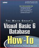 Visual Basic 6.0 Database, Winemiller, Eric and Roff, Jason T., 1571691529