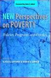 New Perspectives on Poverty, Elissa D. Giffords and Karen R. Garber, 1935871528