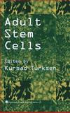 Adult Stem Cells, Turksen, Kursad, 1588291529