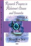 Research Progress in Alzheimer's Disease and Dementia (vol. 4), , 1608761525