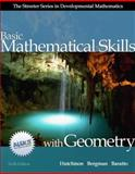 Basic Mathematical Skills with Geometry, Hutchison, Donald and Bergman, Barry, 0072551526
