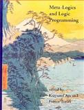 Meta-Logics and Logic Programming, , 0262011522