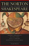 The Norton Shakespeare, Shakespeare, William, 0393931528