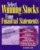Select Winning Stocks Using Financial Statements 9780793131525