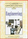 Career Opportunities in Engineering, McDavid, Richard A. and Echaore-McDavid, Susan, 0816061521