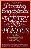 New Princeton Encyclopedia of Poetry and Poetics, , 1567311520