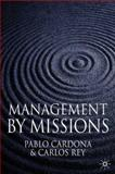 Management by Missions, Cardona, Pablo and Rey, Carlos, 0230551521