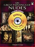 120 Great Paintings of Nudes CD-ROM and Book, Carol Belanger Grafton, 0486991520