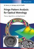 Fringe Pattern Analysis for Optical Metrology, M. Servin and J. M. Padilla, 3527411526