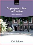 Employment Law in Practice, The City Law School, 0199641528
