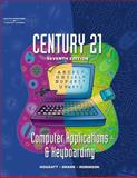 Century 21 Computer Applications and Keyboarding, Hoggatt, Jack and Shank, Jon A., 0538691522
