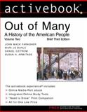 Activebook for Out of Many : A History of the American People, Faragher, John Mack and Buhle, Mari Jo, 0130971537