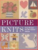 Picture Knits, Betty Barnden, 0896891534