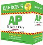 Barron's AP Psychology Flash Cards, 2nd Edition, Robert McEntarffer and Allyson J. Weseley, 1438001533