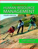 Fundamentals of Human Resource Management, Dessler, Gary, 013379153X