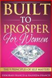 Built to Prosper for Women, Deborah Francis and Hasheem Francis, 0615541534