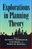 Explorations in Planning Theory 9780882851532