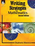 Writing Strategies for Mathematics, Trisha Brummer and Stephanie Macceca, 1425811531