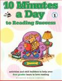 10 Minutes a Day to Reading Success for First Graders, Houghton Mifflin Company Staff, 0395901537