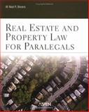 Real Estate and Property Law for Paralegals, Bevans, 0735551537