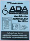 ADA Accessibility Guidelines : With ADA Technical Assistance Manuals, BNI Building News Staff, 1557011532