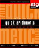 Quick Arithmetic, Robert A. Carman and Marilyn J. Carman, 163026153X