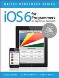 iPhone and iPad for Programmers, Deitel, Harvey M. and Deitel, Paul J., 013276153X