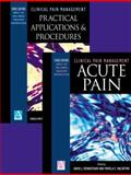 Acute Pain and Practical Applications and Procedures, MacIntyre, Pamela, 0340731532