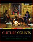 Culture Counts : A Concise Introduction to Cultural Anthropology, Nanda, Serena and Warms, Richard L., 1111301530
