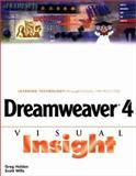Dreamweaver 4 Visual Insight, Greg Holden and Scott Wills, 1932111530