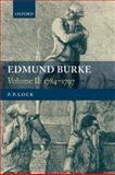 Edmund Burke, Volume II : 1784-1797, Lock, F. P., 0199541531