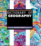 Dictionary of Geography, Malcolm Skinner and David Redfern, 1579581544