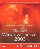 Microsoft Windows Server 2003 Unleashed, Rand Morimoto and Omar Droubi, 0672321548