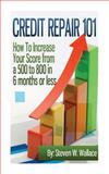 Credit Repair 101, Steven Wallace, 1475141548