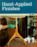 Hand-Applied Finishes, Jeff Jewitt, 1561581542